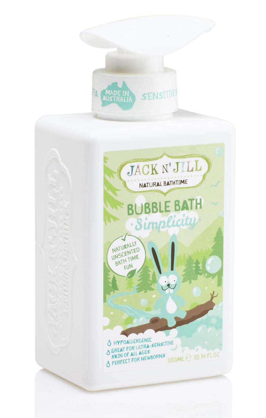 Jack n 39 jill bubble bath simplicity - Jack n jill bath ...