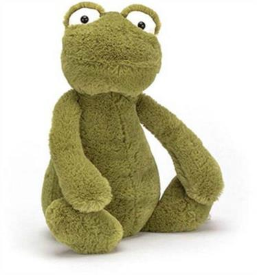 Jellycat - Bashful Frog - medium