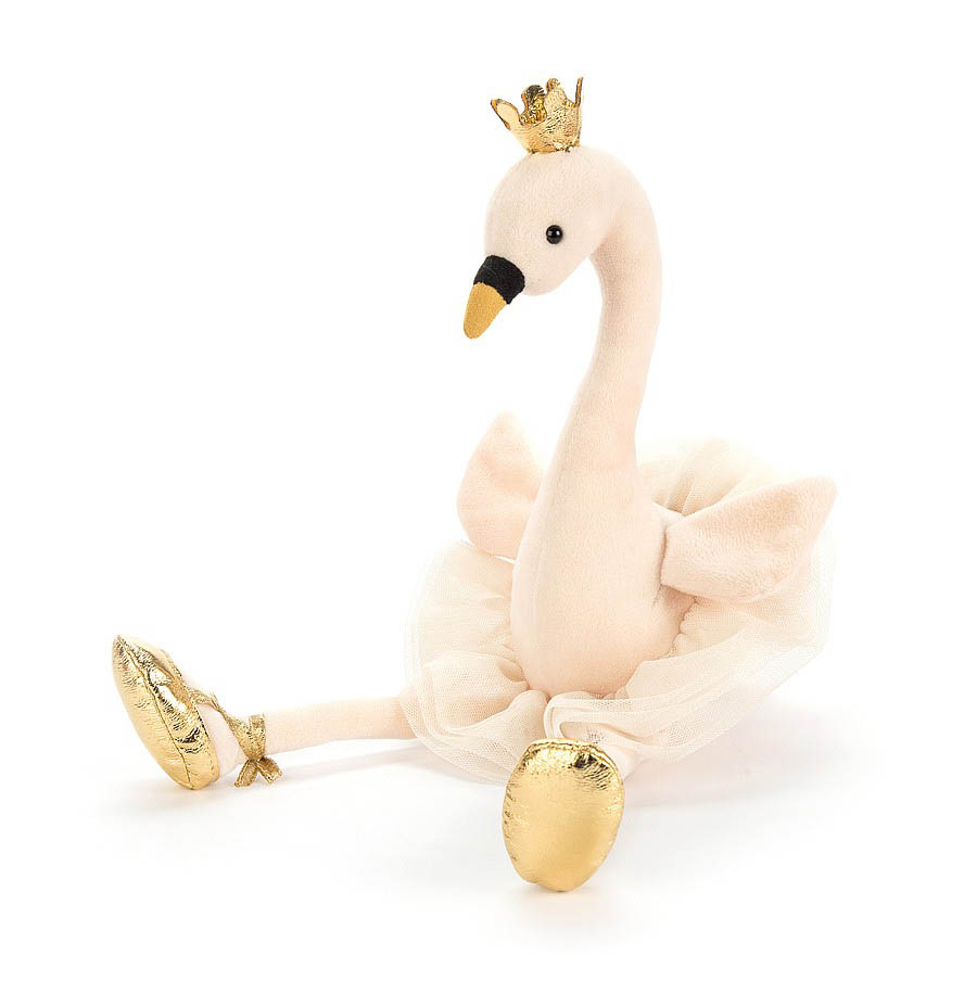 Jellycat Fancy Swan