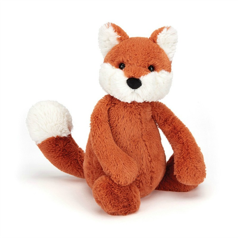 Jellycat Medium Bashful Fox Cub