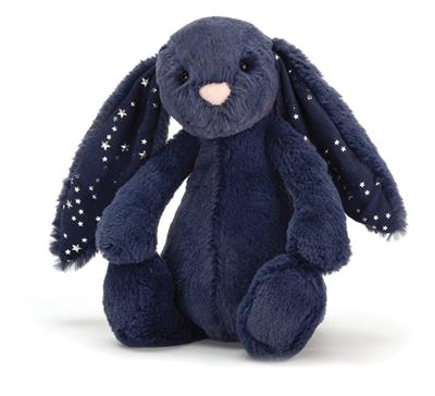Jellycat Medium Bashful Stardust Bunny