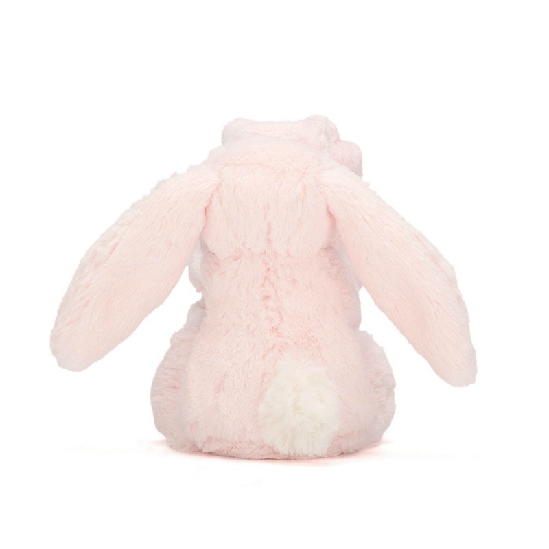 Jellycat Pink Bashful Bunny Soother