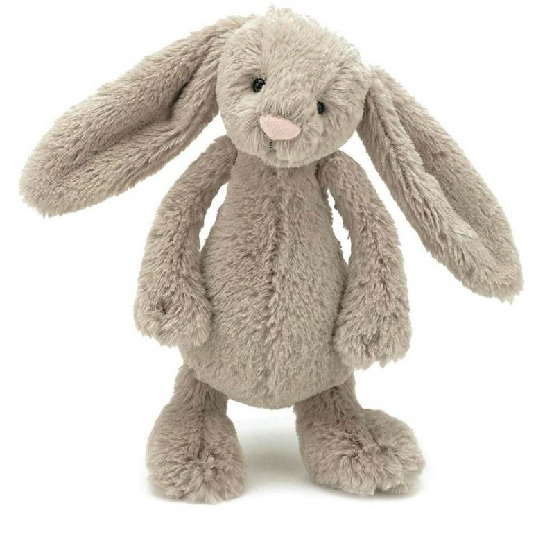 Jellycat Small Bashful Beige Bunny