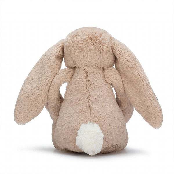 Jellycat Small Bashful Beige Blossom Bunny