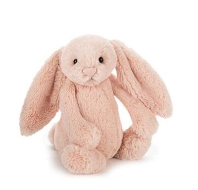 Jellycat Small Bashful Blush Bunny