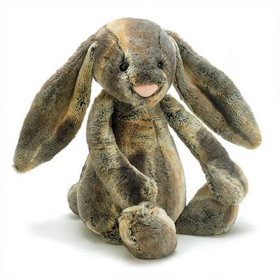 Jellycat Medium Bashful Cottontail Bunny