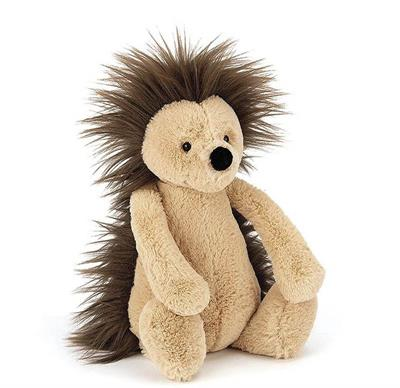 Jellycat Soft Toys-Hedgehog-Medium