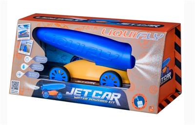 Jet Car Water Powered Rocket Car
