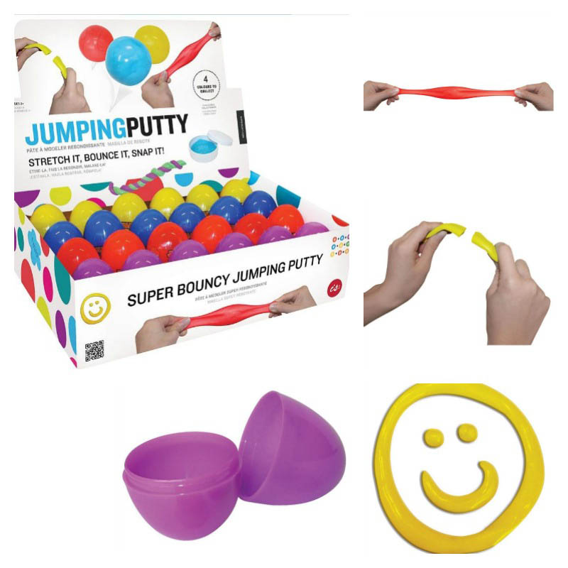 IS Super Bouncy Jumping Putty