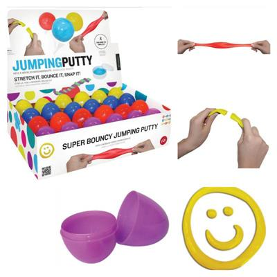 IS-Super Bouncy Jumping Putty