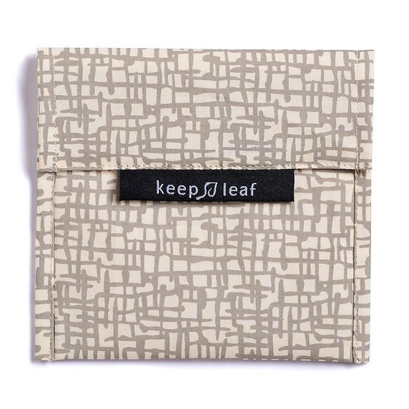 Keep Leaf Large Reuseable Sandwich bag - Large Baggie - Mesh
