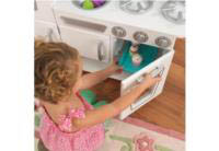 Accessories NOT included Kidkraft White Vintage Wooden Kitchen