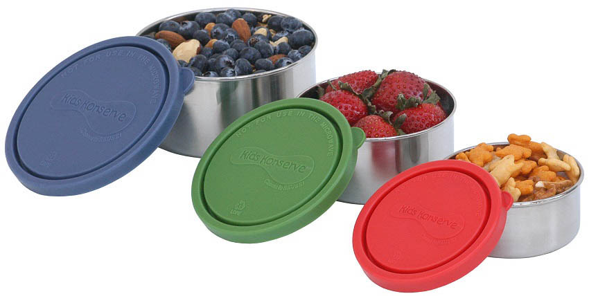 U Konserve Nesting Trio Ocean Containers Set of 3