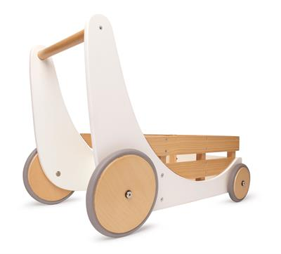 Kinderfeets Cargo Walker White