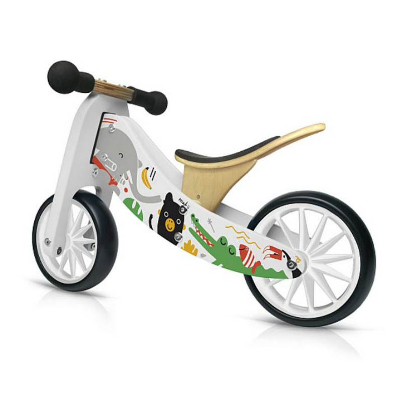 Kinderfeets Tiny Tot 2 in 1 Balance Bike - Makii