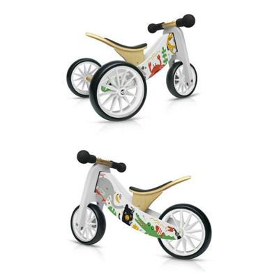 Kinderfeets Tiny Tot 2 in 1 Balance Bike Makii