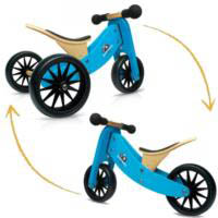 Kinderfeets Tiny Tot 2 in 1 Balance Bike