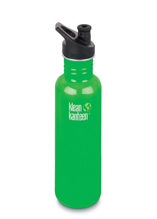 Klean Kanteen Classic Sport Cap Drink Bottle 800ml