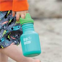 Klean Kanteen Classic Sippy Cap Drink Bottle 355 ml