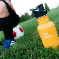 Klean Kanteen Classic Sports Cap Drink Bottle 532ml