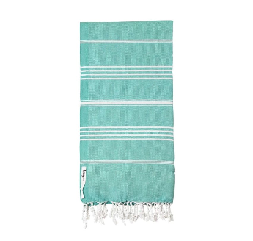 Knotty Original Turkish Towel - CARIBBEAN