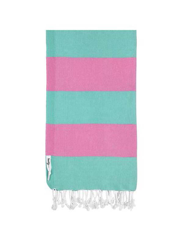 Knotty Turkish Towel Superbright Circus