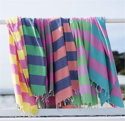 Knotty Superbright Turkish Towels