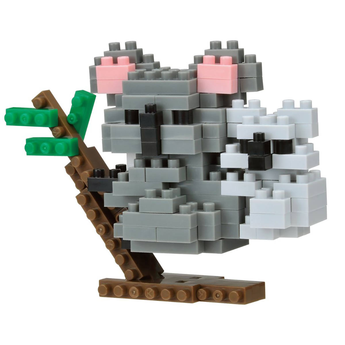 Koala with Joey Nanoblock