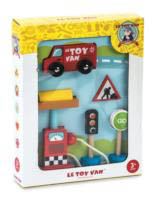 Le Toy Van - Car Petrol Pump Set