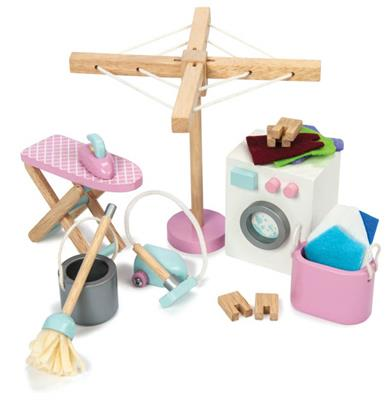 Le Toy Van Daisylane Laundry Room Set