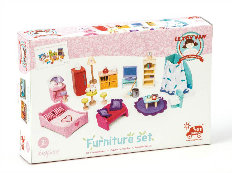 Le Toy Van Doll house Furniture