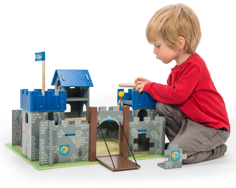 Le Toy Van - Excalibur Castle
