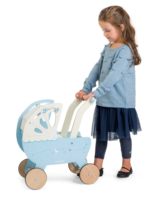 Le Toy Van Honeybake Moonlight Pram
