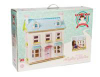 Le Toy Van- Kids Doll Houses- Mayberry Manor-Dolls and furniture not included