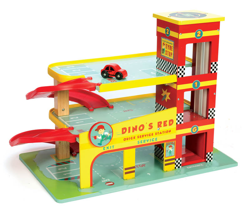 Le Toy Van-Kids Wooden Toys-Dino