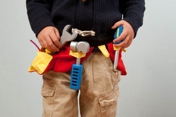 le toy van toolbelt for children