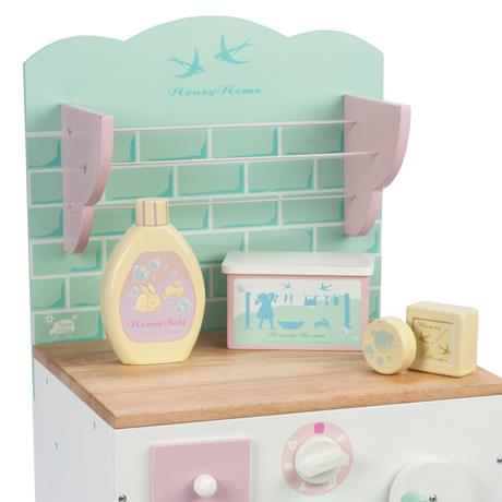 Pretend Play Wooden Washing Machine