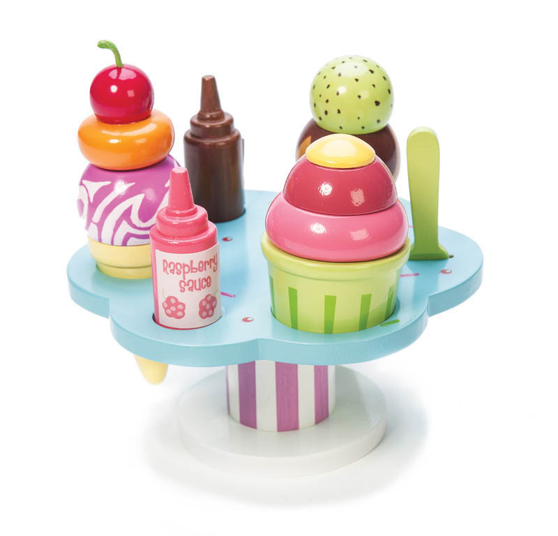 Le Toy Van-Kids Wooden Toys-Honeybake Carlos Gelato