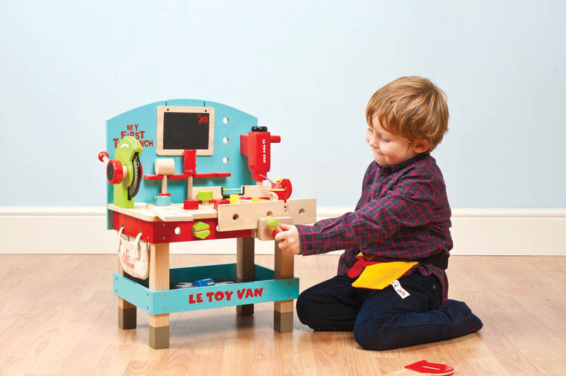 My First Tool Bench