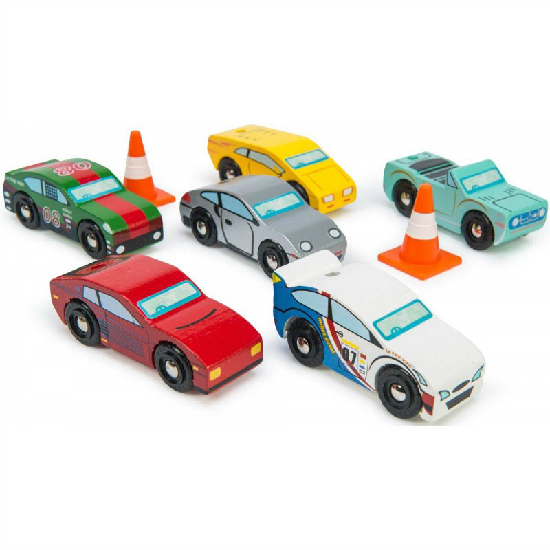 Le Toy Van - Monte Carlo Sports Car Set