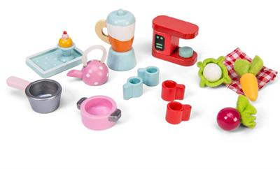 Le Toy Van Daisylane Tea Time Kitchen Accessories
