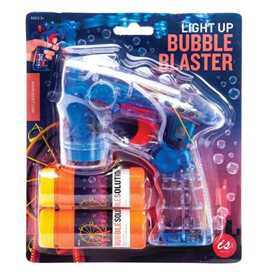 Light Up Bubble Blaster