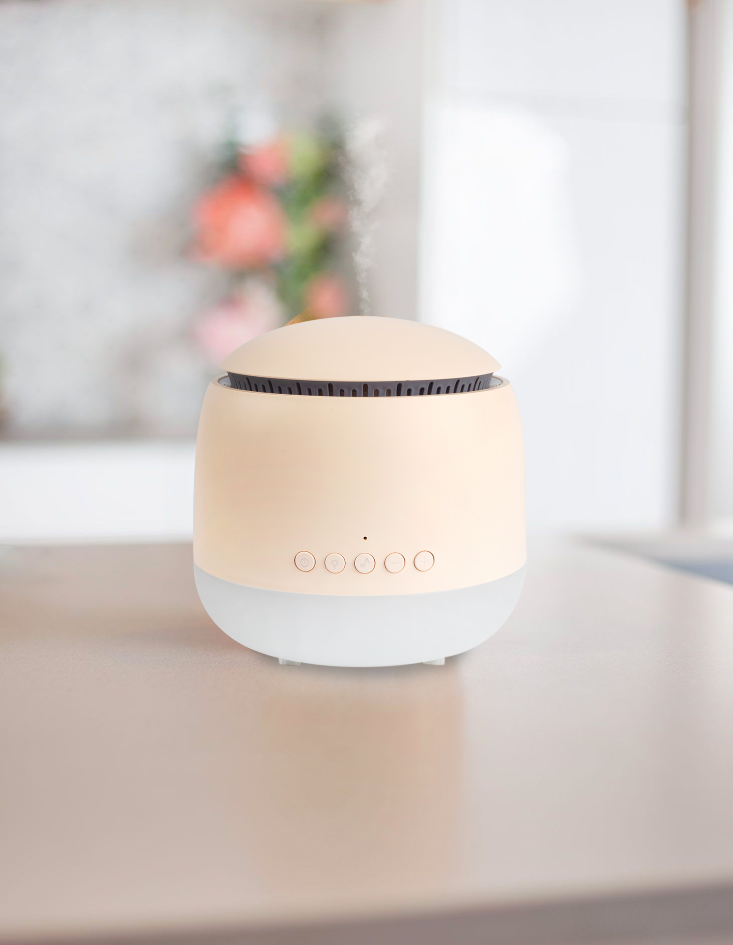 Lively Living Aroma Chill with Bluetooth Speaker