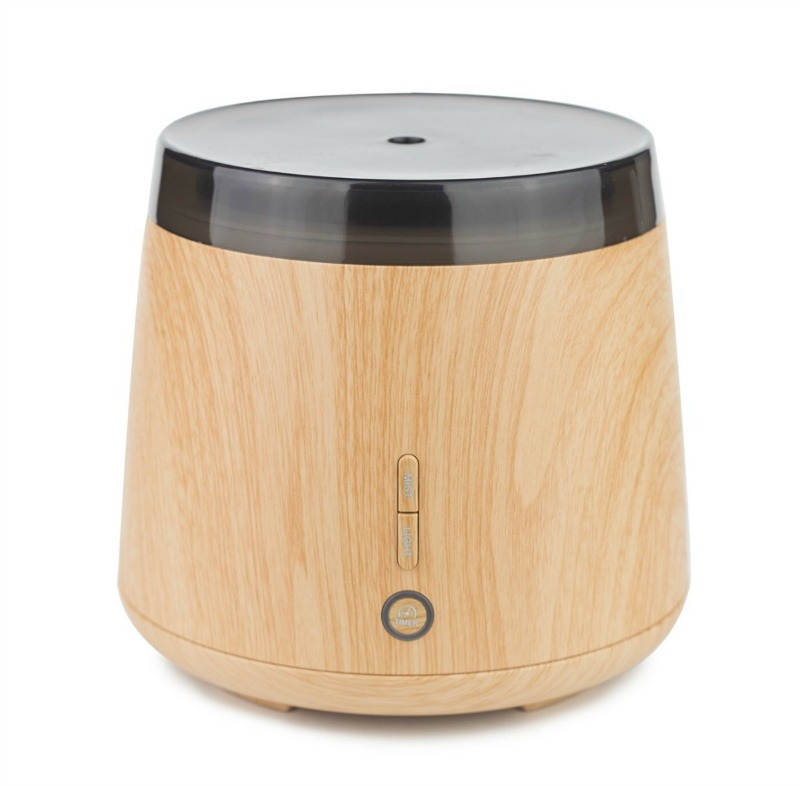Lively living Aroma Elm Ultrasonic Vaporiser Woodlook