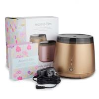 Lively living Aroma Elm Ultrasonic Vaporiser - Bronze Metallic