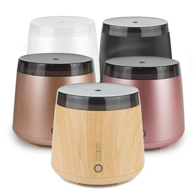 Lively living Aroma Elm Ultrasonic Vaporiser with oil