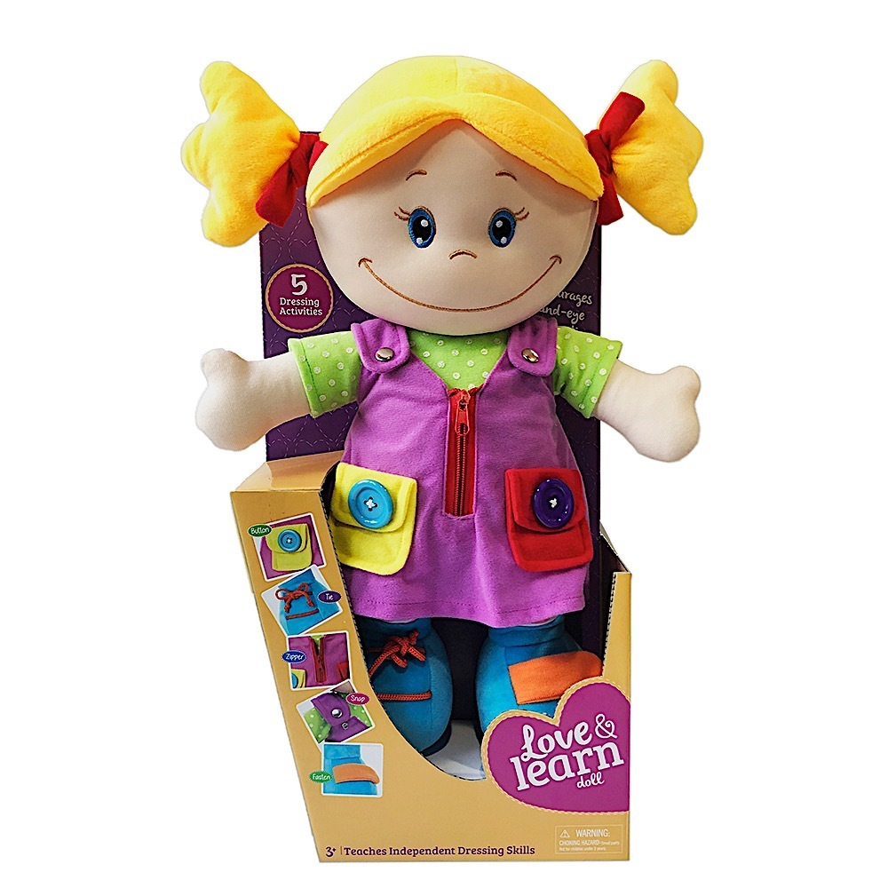 Love and Learn Girl Doll