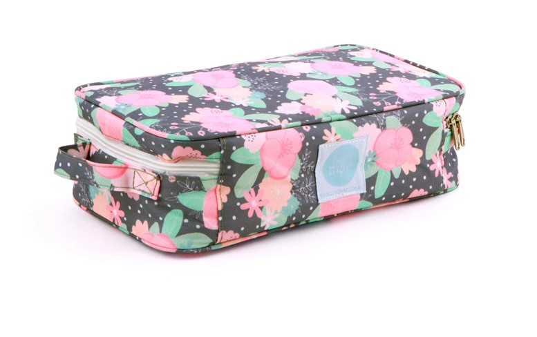 Love Mae Cooler Lunch Bag with Ice Brick - In Bloom