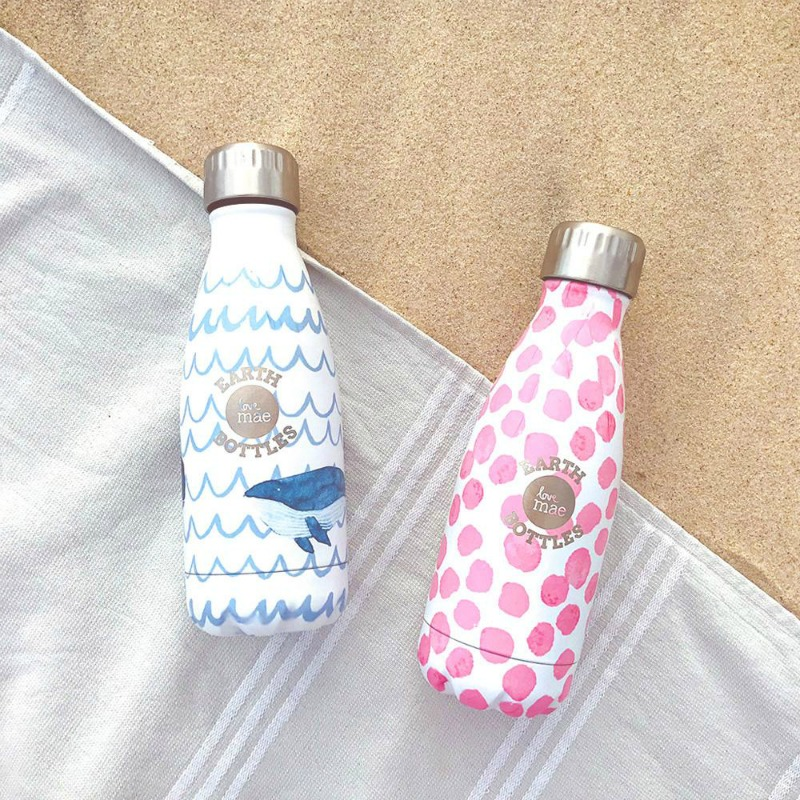 Love Mae Mini-Me Double Insulated Drink Bottle