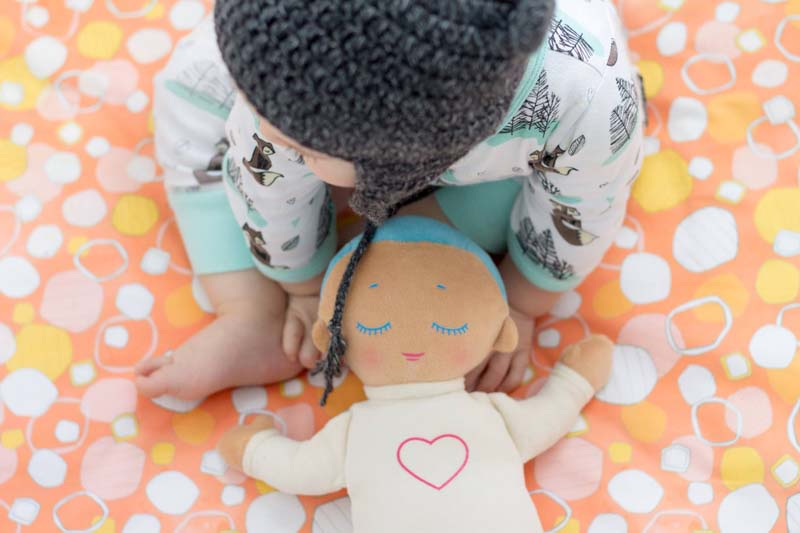 LULLA DOLL - SLEEP COMPANION FOR BABIES